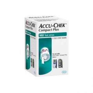 Two Moms Buy Accu-Chek Compact 102 ct Retail - Two Moms Buy Test Strips