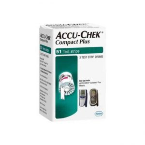 Two Moms Buy Accu-Chek Compact 51 ct Retail - Two Moms Buy Test Strips