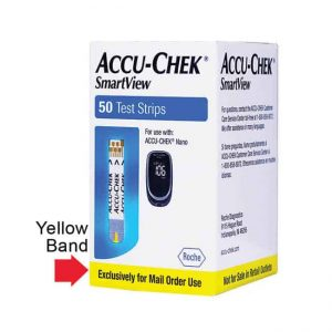 Two Moms Buy Accu-Chek Smartview 50 ct Mail Order - Two Moms Buy Test Strips