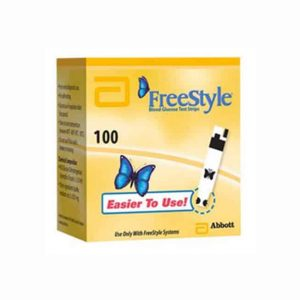 Two Moms Buy FreeStyle 100 ct Retail - Two Moms Buy Test Strips