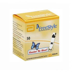 Two Moms Buy FreeStyle 50 ct Retail - Two Moms Buy Test Strips
