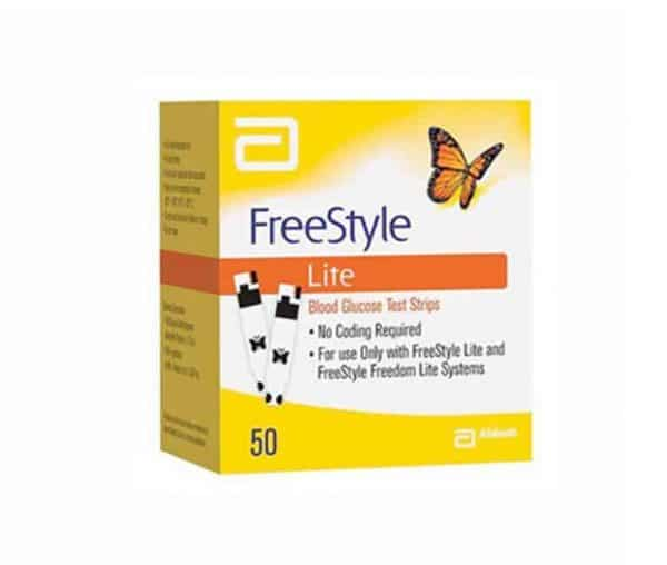 Two Moms Buy FreeStyle Lite 50 ct Retail - Two Moms Buy Test Strips