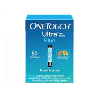 Two Moms Buy OneTouch Ultra Blue 50 ct Retail - Two Moms Buy Test Strips
