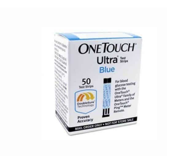 Two Moms Buy OneTouch Ultra Blue 50 ct Mail Order - Two Moms Buy Test Strips