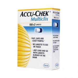 Two Moms Buy Accu-Chek Multiclix Lancets - Two Moms Buy Test Strips