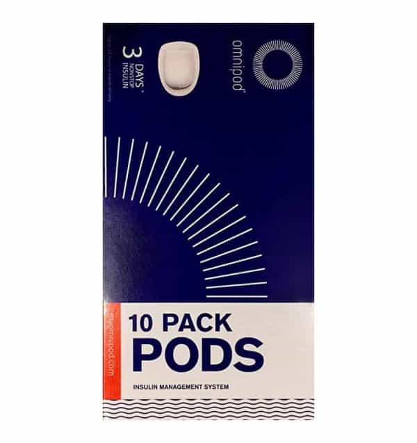Two Moms Buy Omnipod 10-pack - Two Moms Buy Test Strips