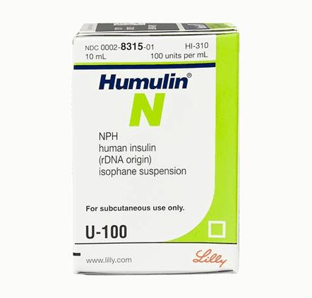 Two Moms buy Humulin N Insulin - Two Moms Buy Test Strips