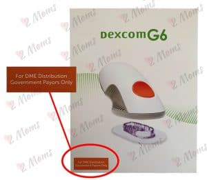 Dexcom DME