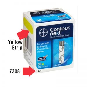 We Buy Contour Next 50ct 7308 test strips - Two Moms Buy Test Strips