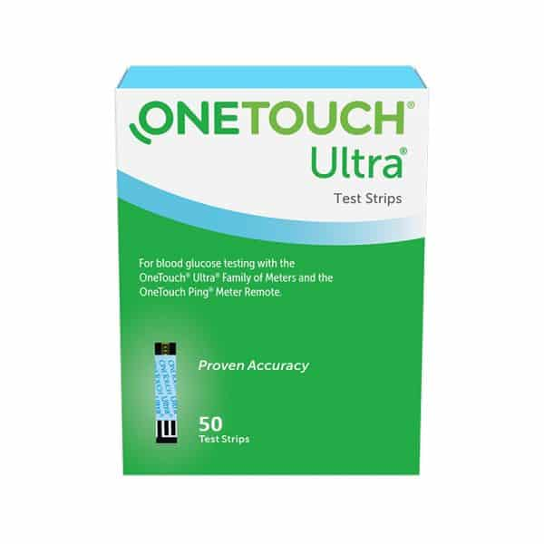 Two Moms Buy OneTouch Ultra Blue 100 ct Retail - Two Moms Buy Test Strips