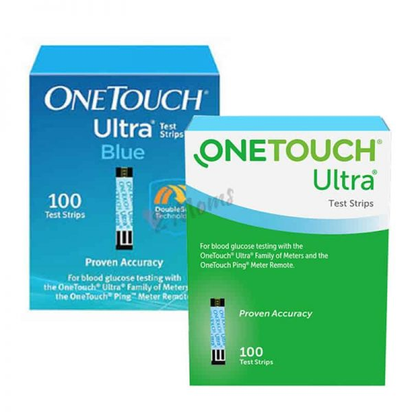 Two Moms Buy One Touch Ultra Blue 100 ct Retail - Two Moms Buy Test Strips
