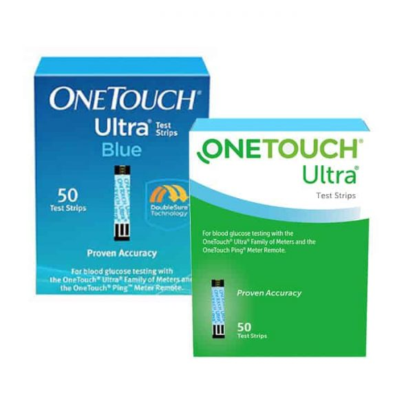 Two Moms Buy One Touch Ultra Blue 50 ct Retail - Two Moms Buy Test Strips